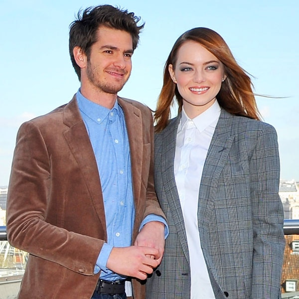Everything Emma Stone and Andrew Garfield Have Said About Each Other Post B