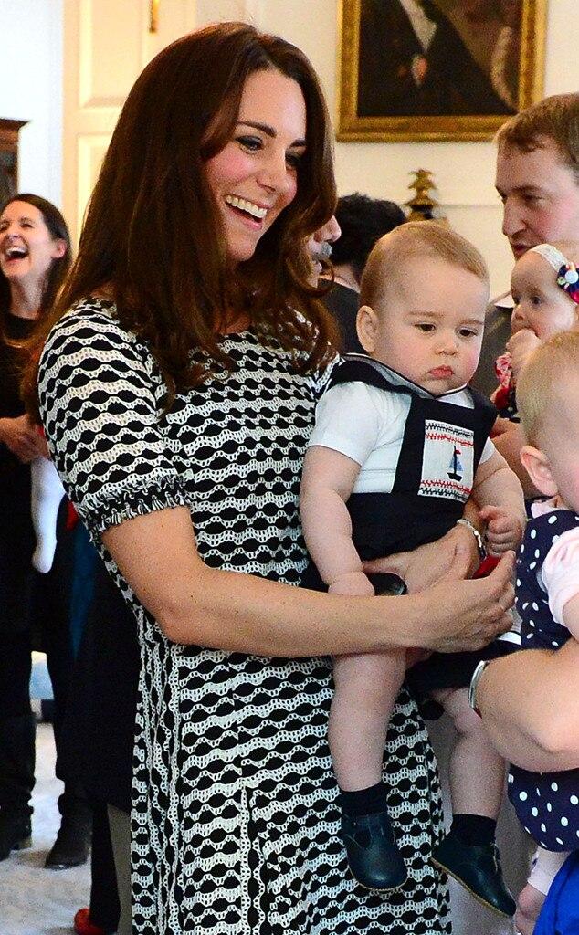Kate Middleton, Catherine, Duchess of Cambridge, Prince George