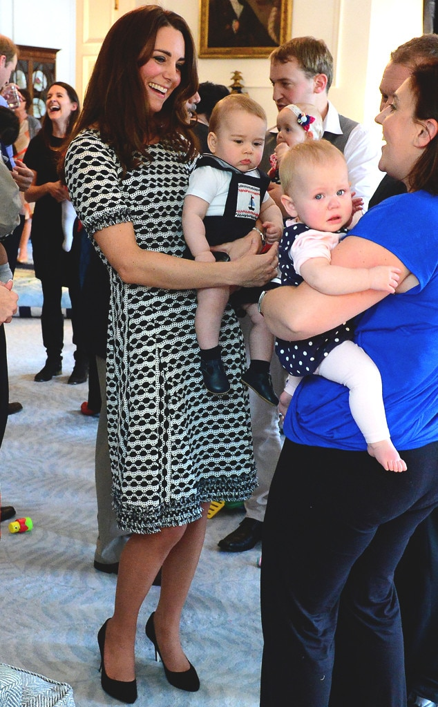 Kate Middleton, Catherine, Duchess of Cambridge, Prince George