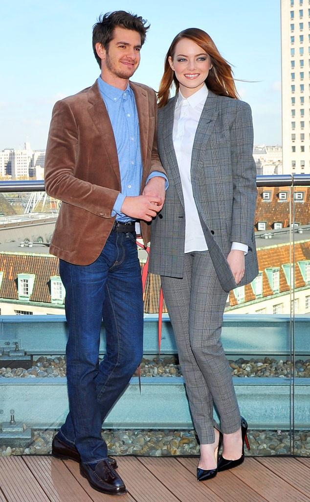 Andrew Garfield Emma Stone