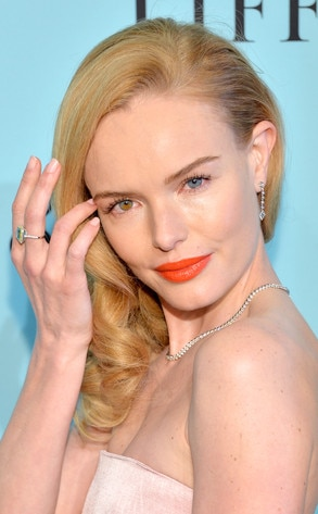 The Fabulist, Kate Bosworth, Orange Lipstick