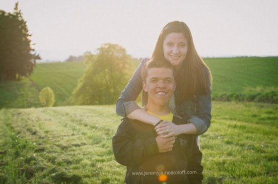 Zach Roloff, Tori Patton