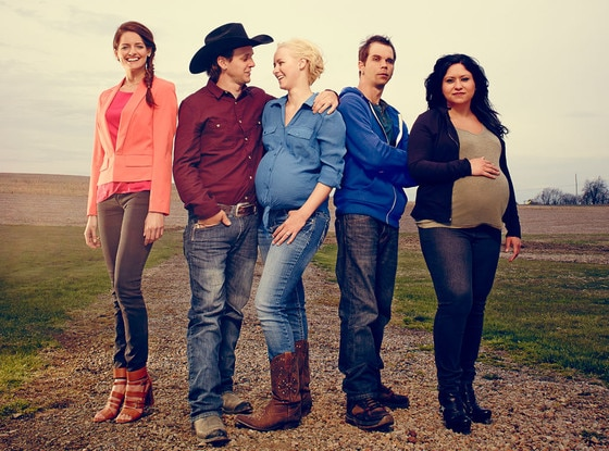 Breaking amish cast pregnant and dating 5