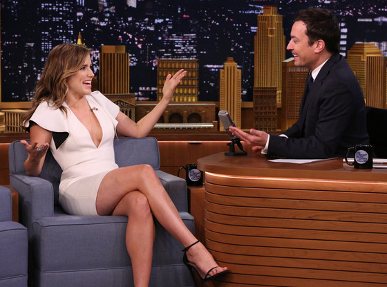 Sophia Bush, The Tonight Show starring Jimmy Fallon