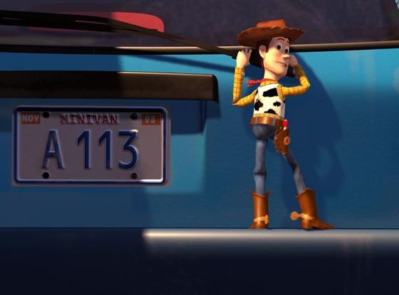 Disney, Pixar, A113