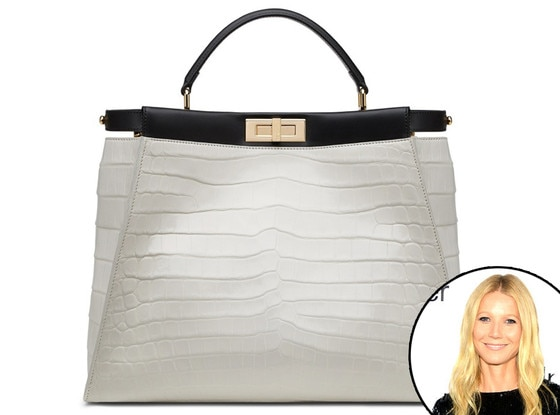 Gwyneth Paltrow, Fendi Purse