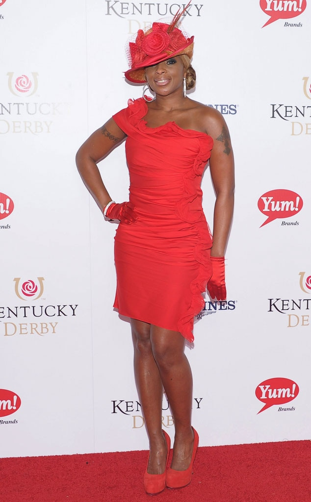 Kentucky Derby, Mary J Blige