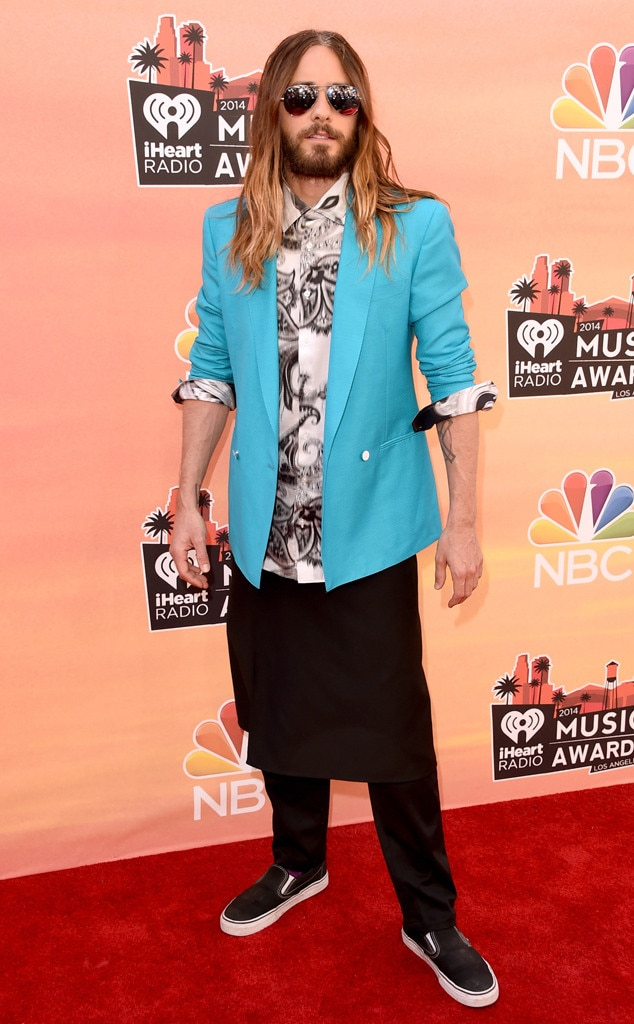 Jared Leto, iHeartRadio Awards