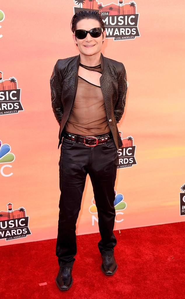 Corey Feldman, iHeartRadio Music Awards