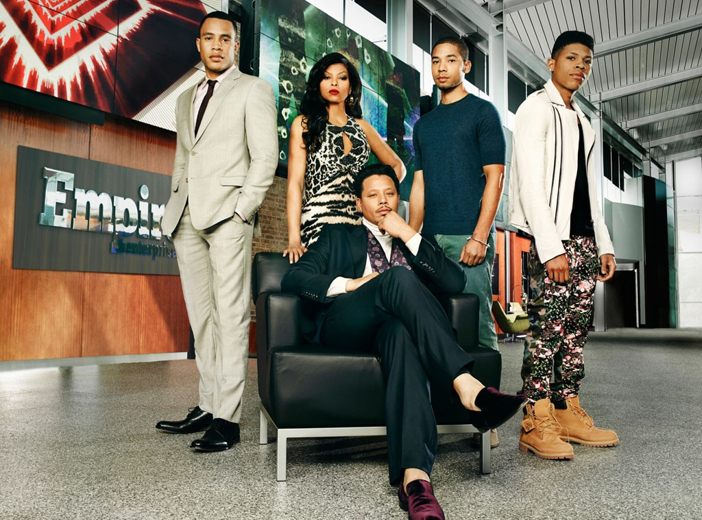 EMPIRE, 2014 Fox New Shows