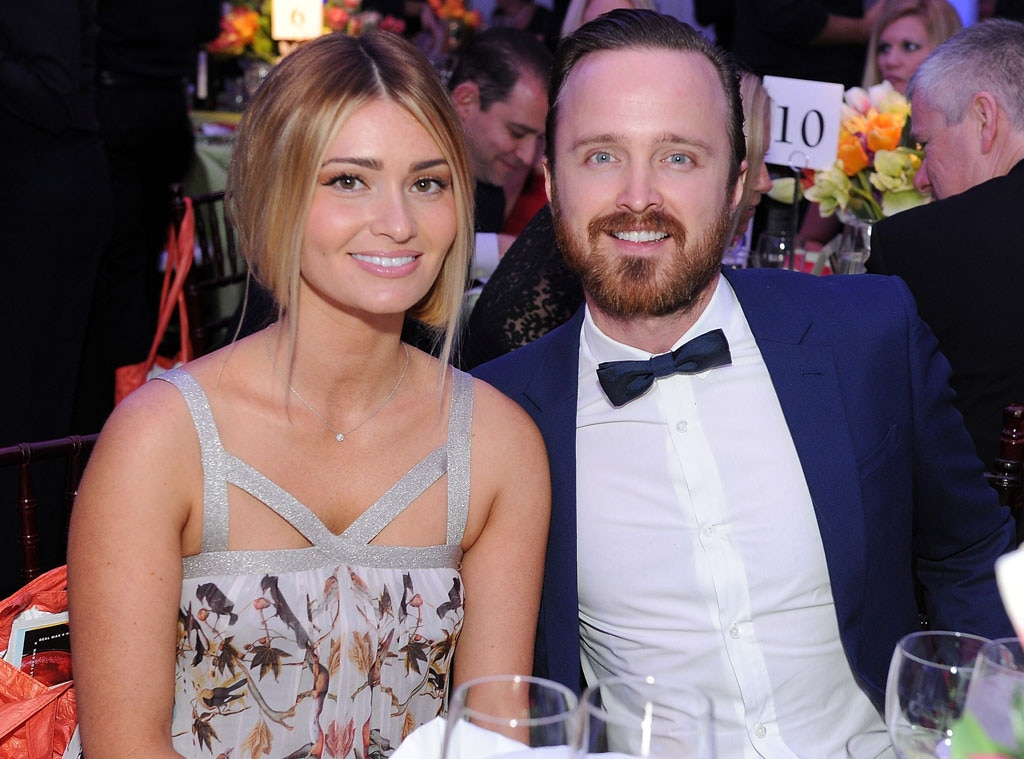 Aaron Paul, Lauren