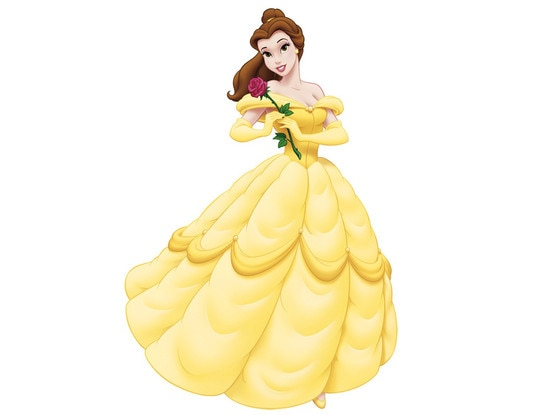 Belle, Beauty and the Beast, Disney Princess