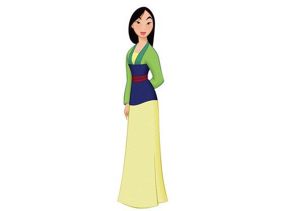 Mulan, Disney Princess