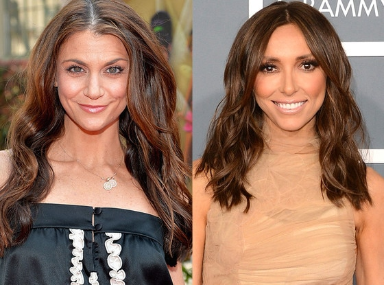 Samantha Harris, Giuliana Rancic