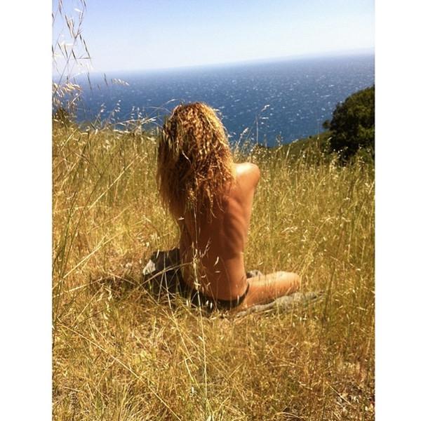 Erin Wasson, Instagram