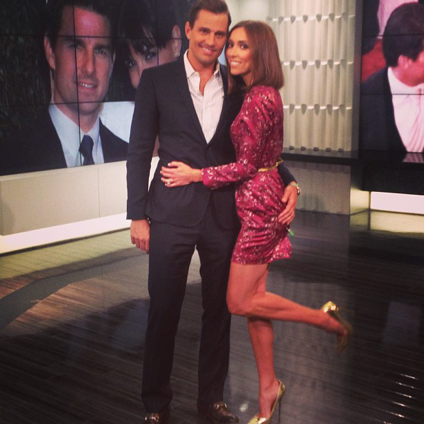 Bill Rancic's Most Stylish Outfits