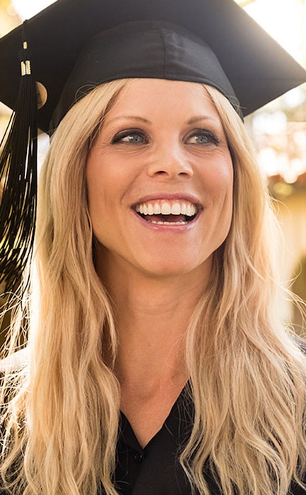 Elin Nordegren, Graduation
