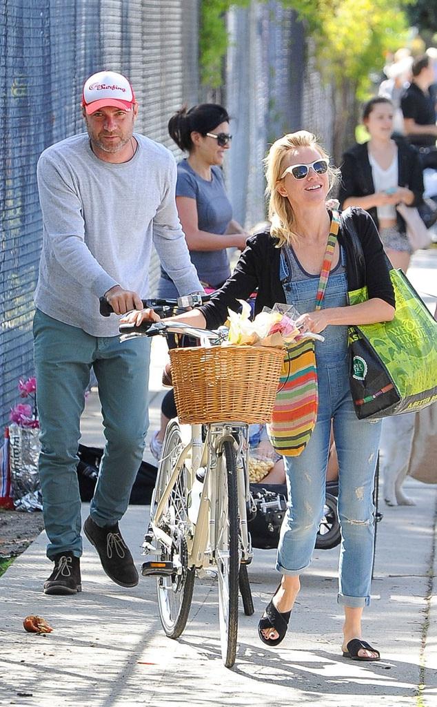 Liev Schreiber, Naomi Watts