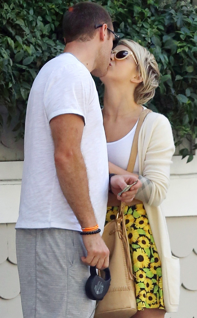 Julianne Hough, Brooks Laich