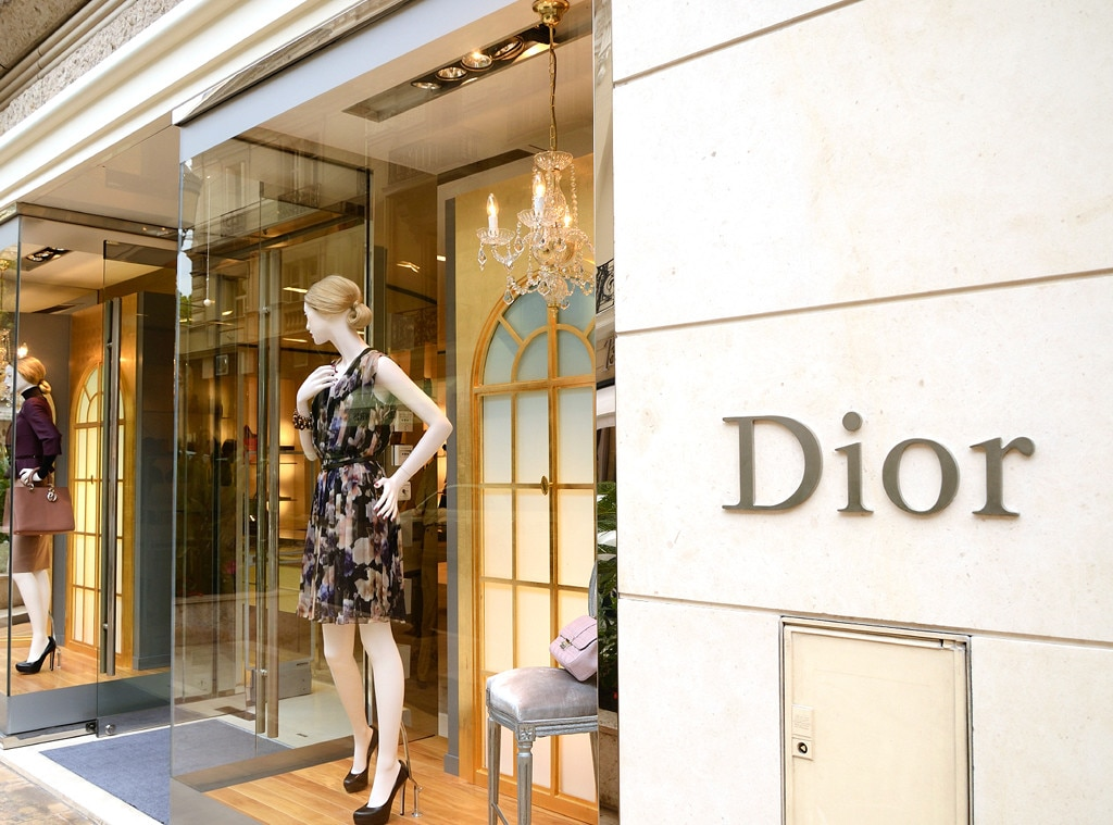 French Weddings, Dior Boutique