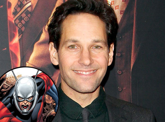 Paul Rudd, Ant-Man