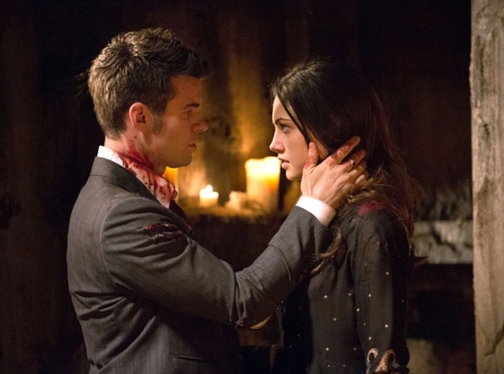 The Originals, Daniel Gillies, Phoebe Tonkin
