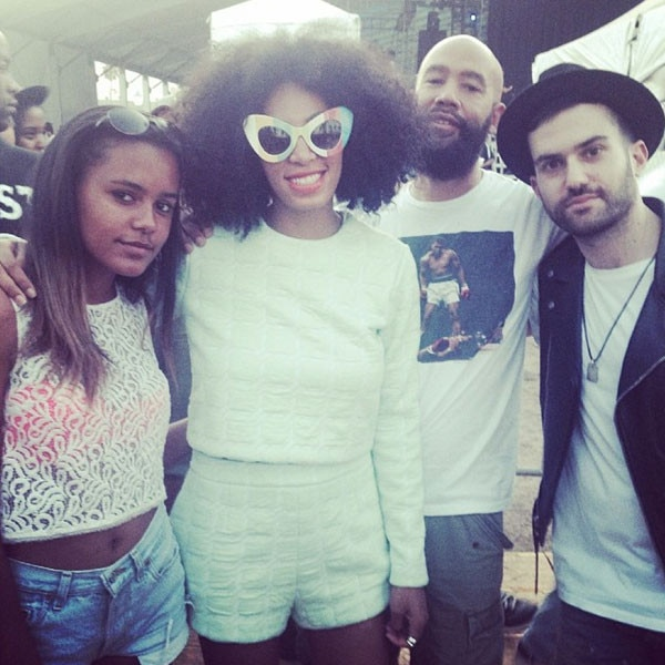 Solange Knowles Instagram