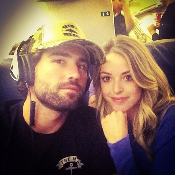 Brody Jenner, Girlfriend Instagram