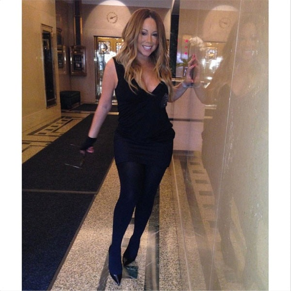 Mariah Carey Instagram