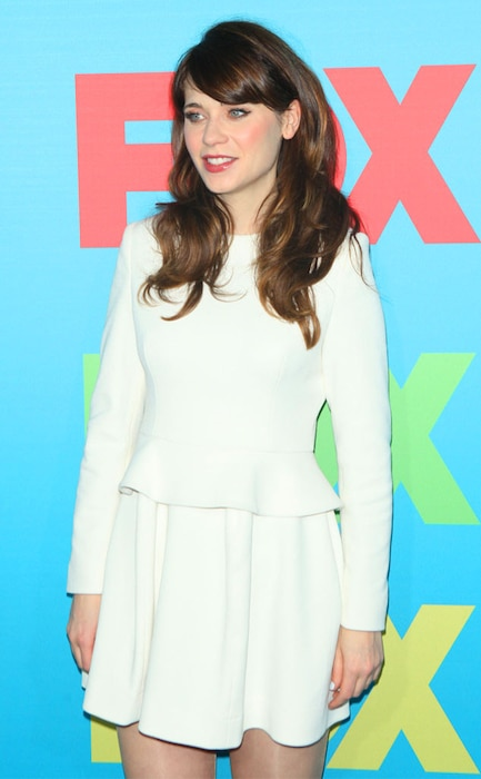 Zooey Deschanel, Fox FanFront 2014