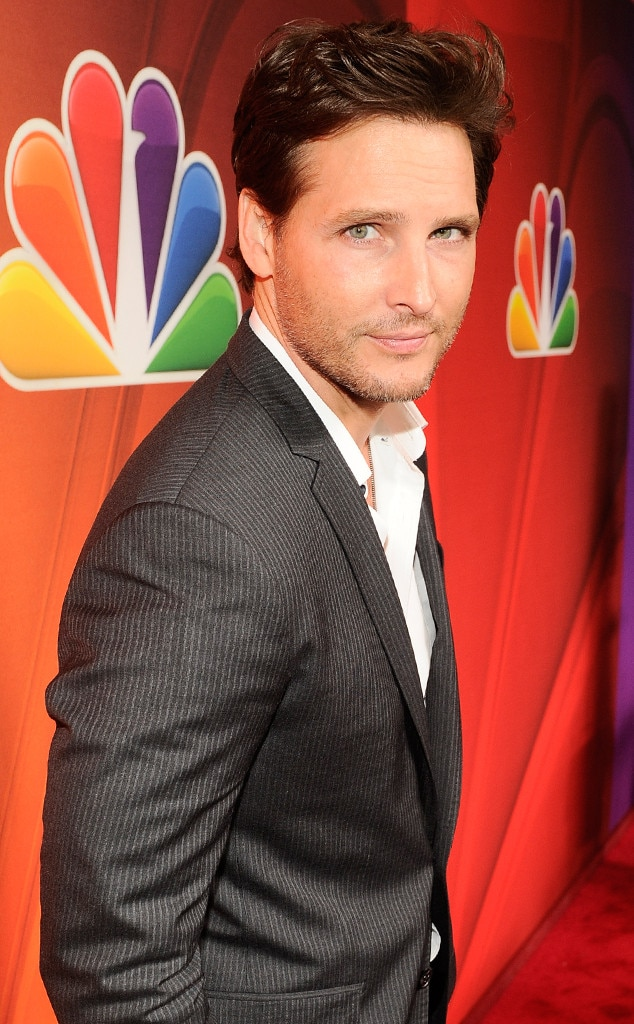 Peter Facinelli, NBC Upfront Presentation