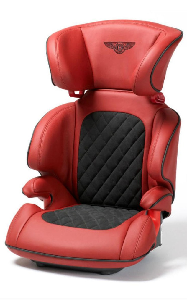 Bentley Car Seat From Ultimate Wedding Gift Guide For Kim
