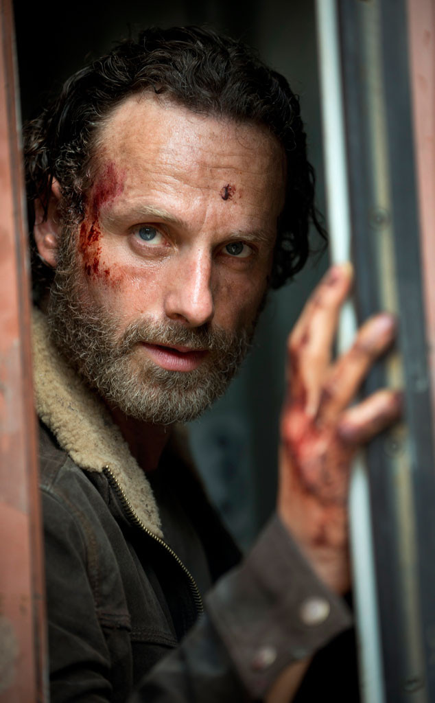 Walking Dead, Andrew Lincoln