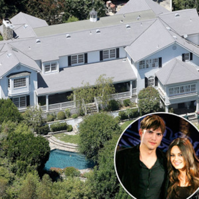 Ashton Kutcher Lists Bachelor Pad For Million As He Buys A - Ashton kutcher home