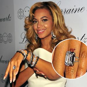 Beyonce Wedding Ring Tattoo
