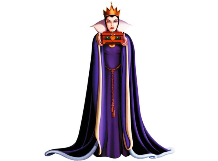 Disney Villains, Queen Grimhilde, Snow White and the Seven Dwarfs