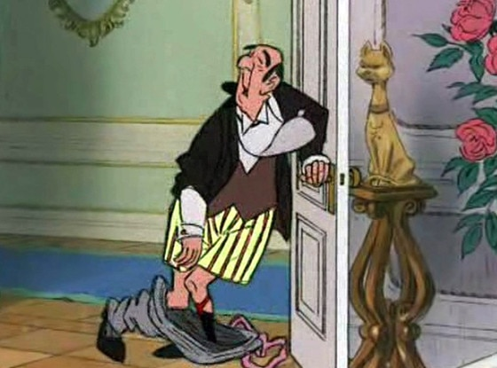 Disney Villains, Edgar Balthazar, The Aristocats