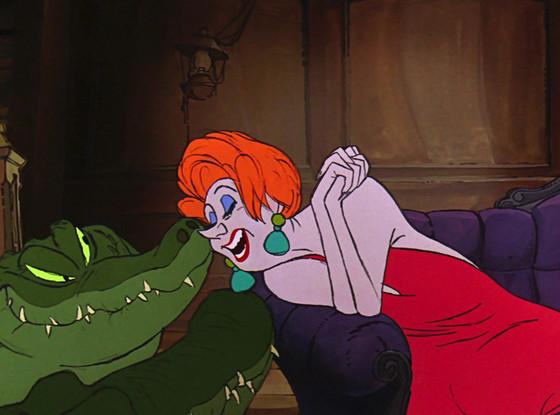 Disney Villains, Madame Medusa, The Rescuers
