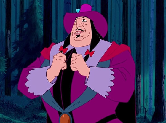Disney Villains, Governor Ratcliffe, Pocahontas