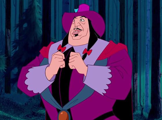 Disney Villains, Governor Ratcliffe, Pocahontas