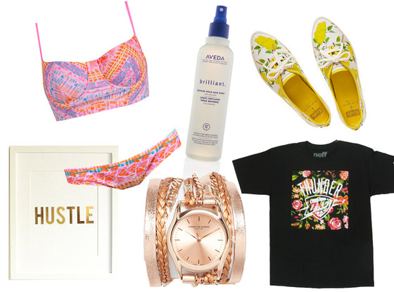 Editors' Obsessions: Keds x Kate Spade Sneakers, NEFF x ...