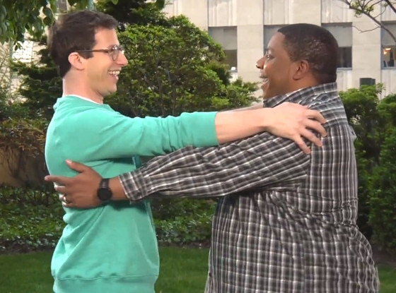 Andy Samberg, Kenan Thompson, SNL, Saturday Night Live Promo