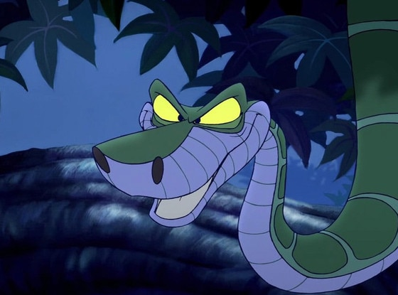 Disney Villains, Kaa, The Jungle Book