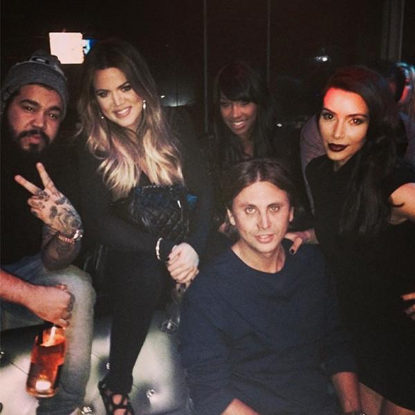 Kim Kardashian, Khloe Kardashian