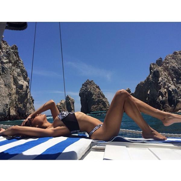 Naya Rivera, Instagram