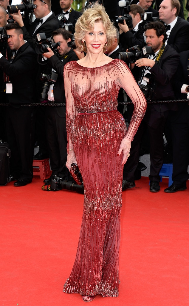 Jane Fonda, Cannes