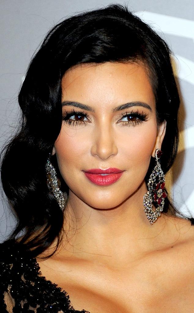 Kim Kardashian's Bridal Look: Makeup Artist Troy Jensen's ...