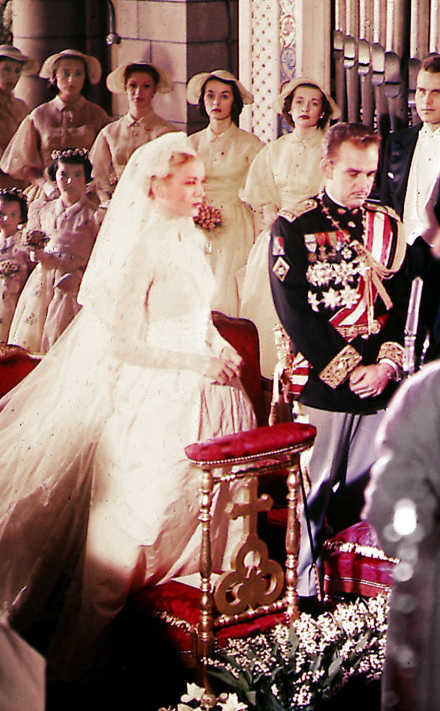 Grace Kelly, Prince Rainier, Monaco