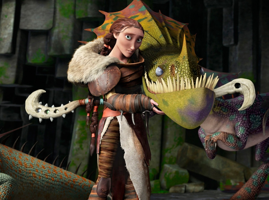 How to Train Your Dragons 2, Cate Blanchett