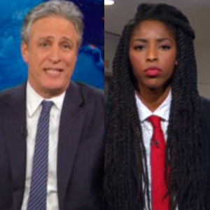 Jon Stewart, Jessica Williams, The Daily Show